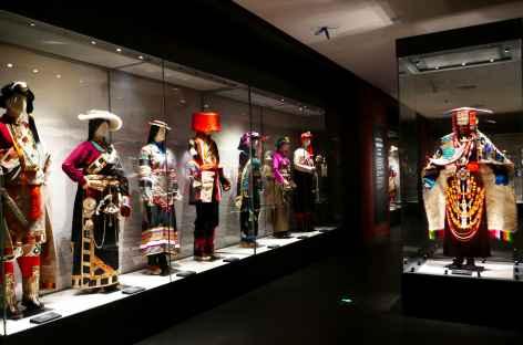 Musée de la culture et de la médecine tibétaine - Xining -