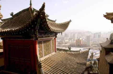 Vue sur Xining - Amdo -