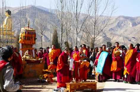 Festival du Losar - Amdo -
