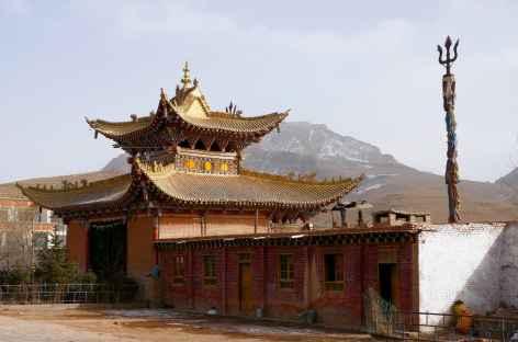 Monastères aux influences chinoises - Amdo -