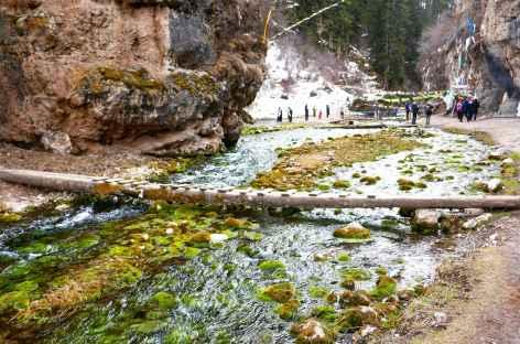 Alentours de Taktsang Lhamo - Amdo -