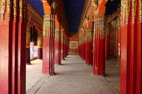 Monastère de Taktsang Lhamo -