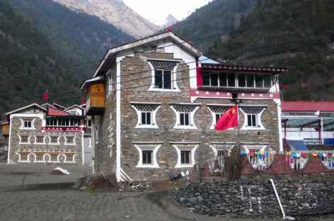 Village du Kham -