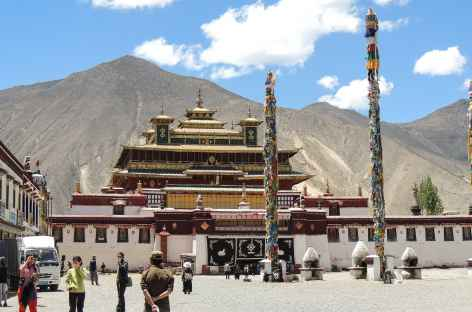 Monastère de Samyé - Tibet -