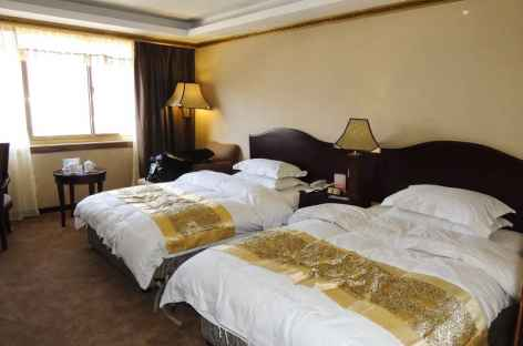 Chambre à Lhassa -