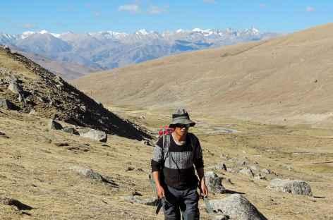 Départ du Trek - Tibet -