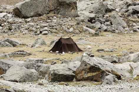 Tente Nomade - Tibet -