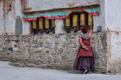 Dévotion - Tibet -