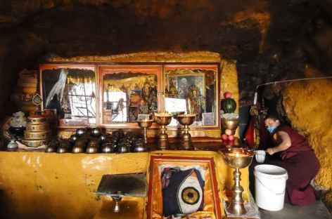 Grotte sacrée de Takten, Lhassa -