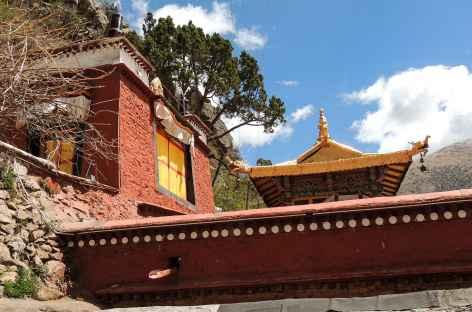Nonnerie de Yemalung - Tibet -