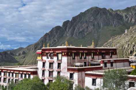 Temple à Drepung - Tibet -
