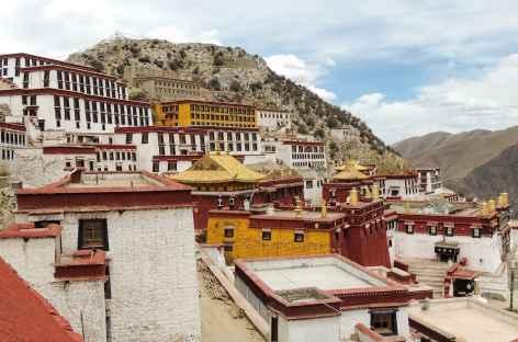 Monastère de Ganden - Tibet -