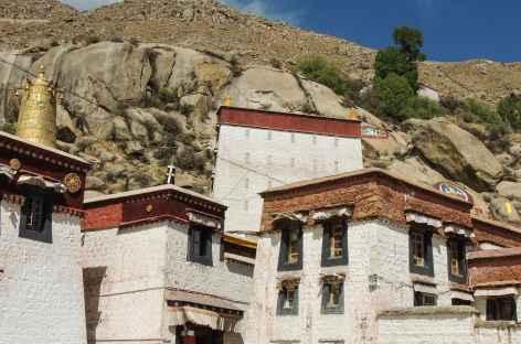 Monastère de Sera - Tibet -