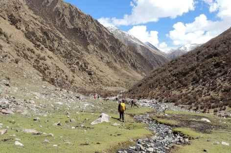 Vallon de Nieka - Tibet -