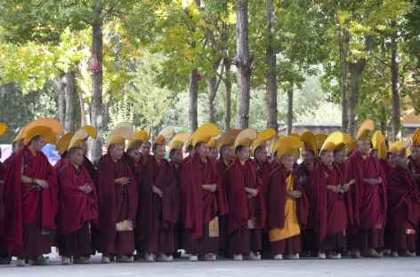 Fête Bouddhique  - Tibet -