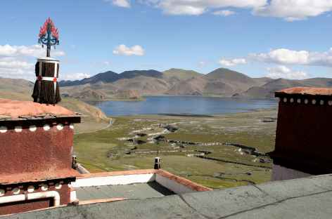 Lac Yamdrok - Tibet -