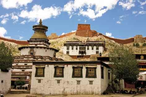 Gyantse - Tibet -