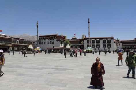 Place du Barkhor - Lhassa -