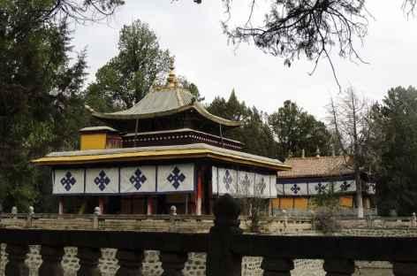 Norbulingkha, Lhassa - Tibet  -