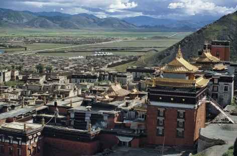 Shigatze Tibet -