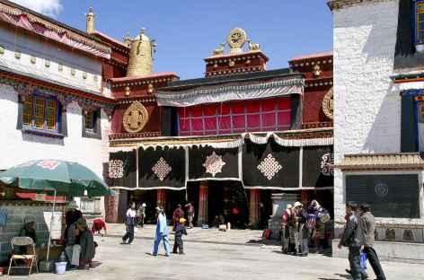 Le Jokhang Lhassa - Tibet -