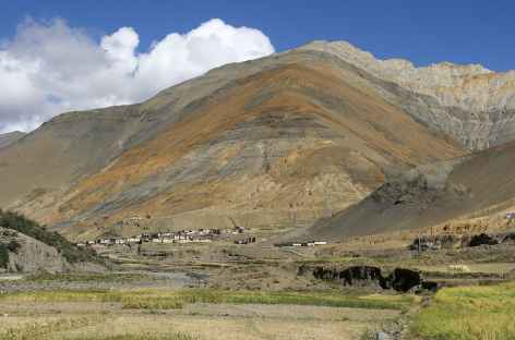 Région Everest- Tibet -