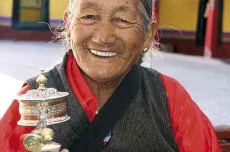 Tibétaine -