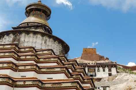 Kumbum de Gyantse - Tibet -