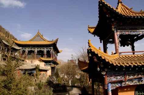 Temple à Xining - Tibet -