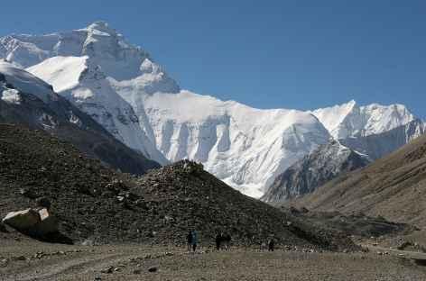 Au Pied de L'Everest- Tibet -