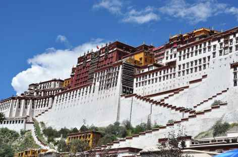 Potala, Lhassa - Tibet -