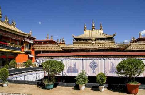 Jokhang Tibet -