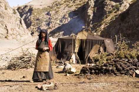 Nomade Tibet -
