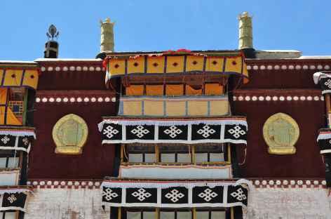 Temple au Potala, Lhassa - Tibet -