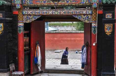 Au Kumbum - Tibet -