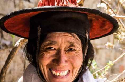 Pélerin - Tibet -