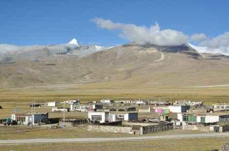 Entre Xining et Lhassa - Tibet -