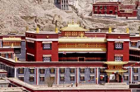 Sakya Tibet -