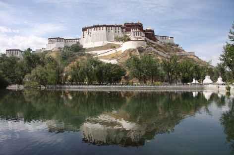 Le Potala - Tibet -