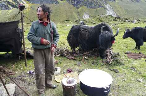 Nomade - Tibet -