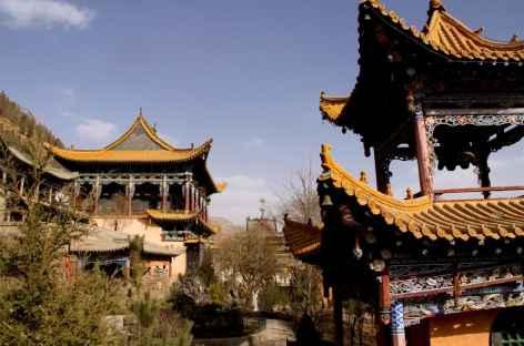 Temple Tao à Xining - Tibet -