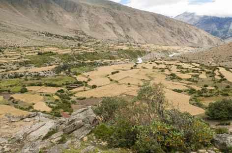 Départ du Trek de Yulok - Tibet -