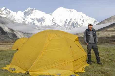 Tashi, guide et fin connaisseur de son pays - Tibet -