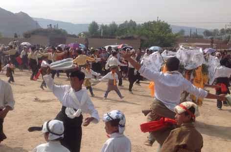 Fêtes agraires, Amdo - Tibet -