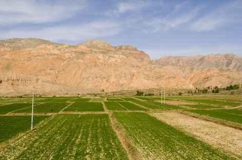 Paysage près de Labrang -