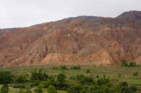 Entre Labrang et Rebgong -