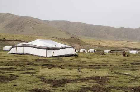 Camp Nomade, Amdo -