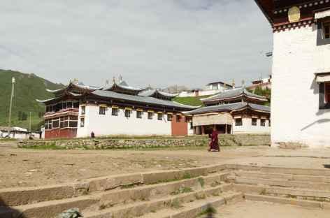 Monastères de Taktsang Lhamo -