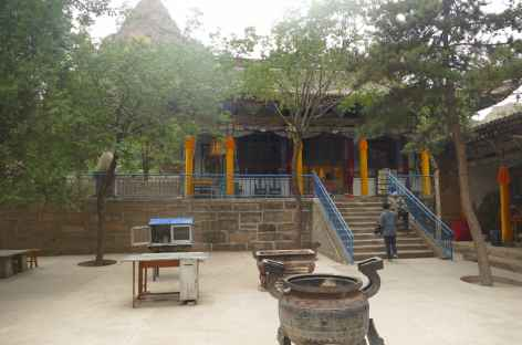 Monastère caché - Amdo -