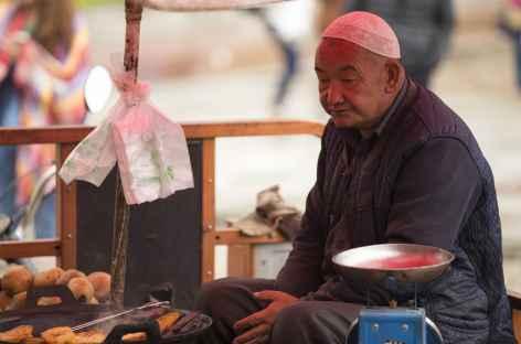 Venduer à Xining - Amdo -